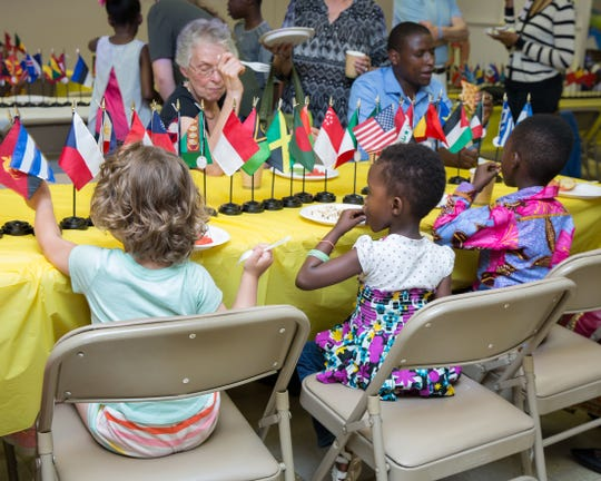 Refugee Assistance Partners NJ (RAP) will host a buffet dinner fundraiser, 6 to 9 p.m. Saturday, Nov. 10 at Willow Grove Presbyterian Church in Scotch Plains.