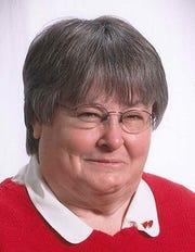 Sharon Moritz, 63, died Jan. 27 in her burned vehicle in Pulaski, Iowa