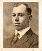 Glidden native Merle Hay, the first Iowa soldier killed in battle in World War I.