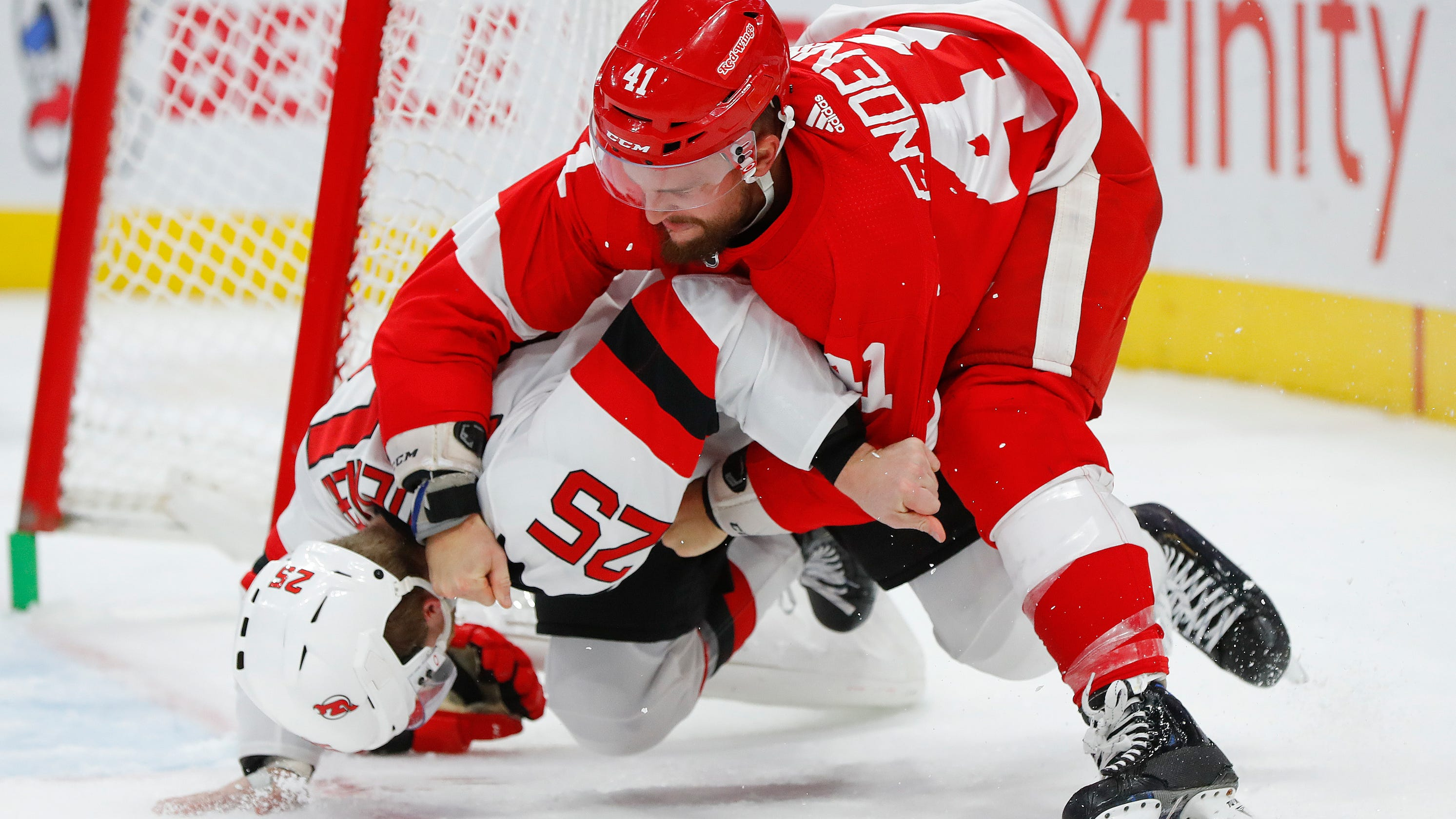 Confidence builds as Detroit Red Wings run off third straight victory aa5596b74