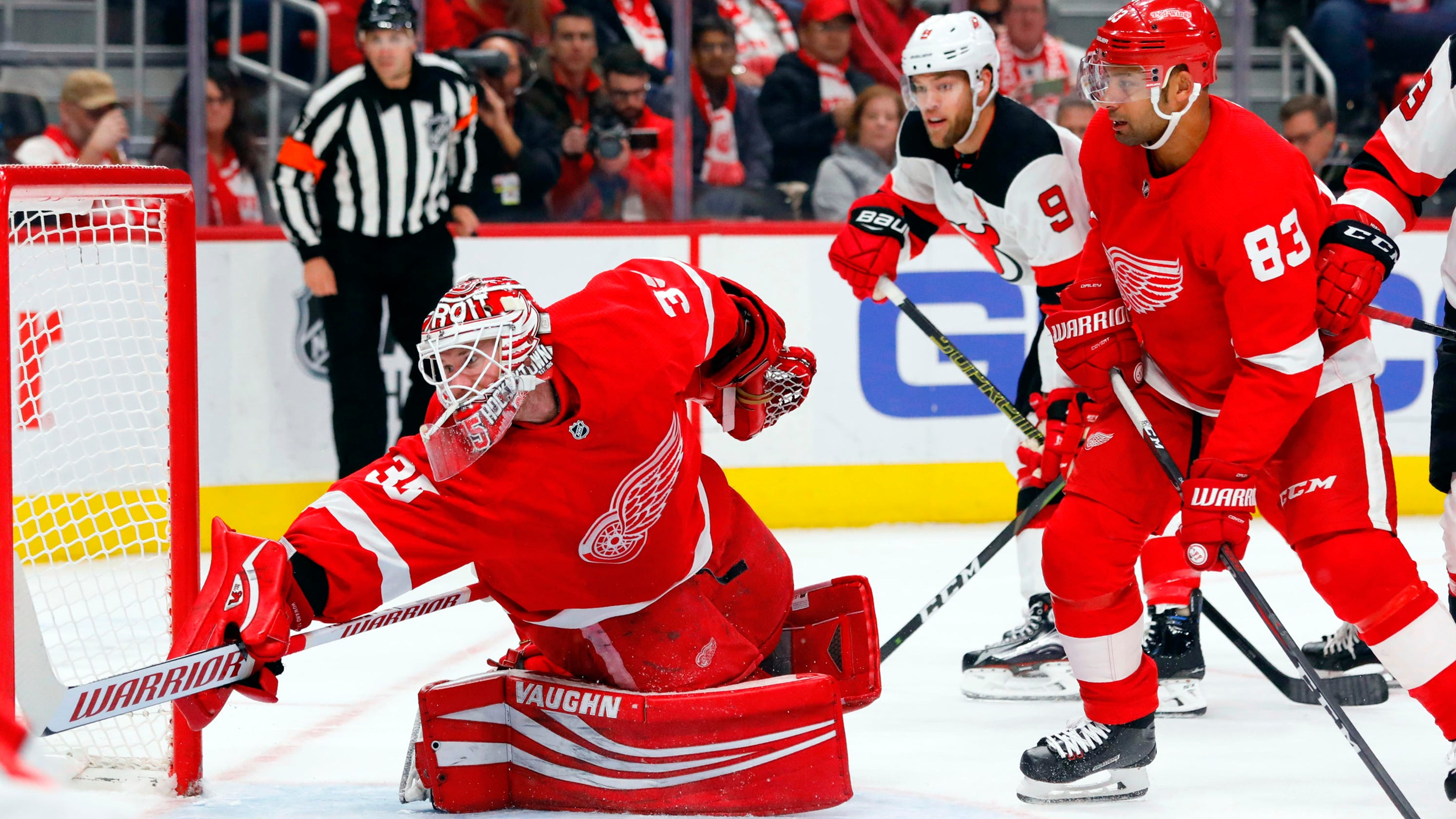 Detroit Red Wings shine on special teams in 4-3 victory 957bd67e2