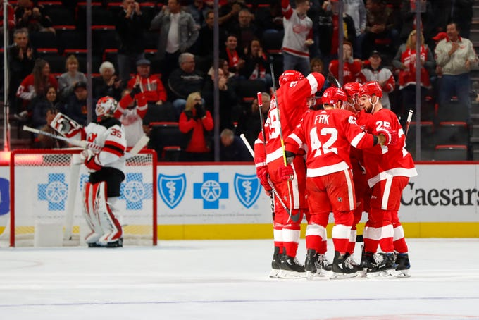 Detroit Red Wings 4 6fb0a1260
