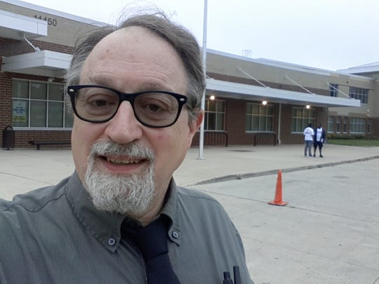 Richard Zeile, a Republican from Dearborn, is a candidate for the State Board of Education