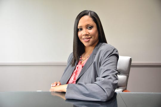 Tiffany Tilley, a Democrat from Southfield, is a candidate for the State Board of Education.