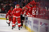 After starting 1-7-2, there's a reason the Wings have won 3 in a row. Filmed Nov. 1, 2018 in Detroit.