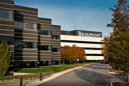An artist's rendering of the Beaumont Service Center Exterior