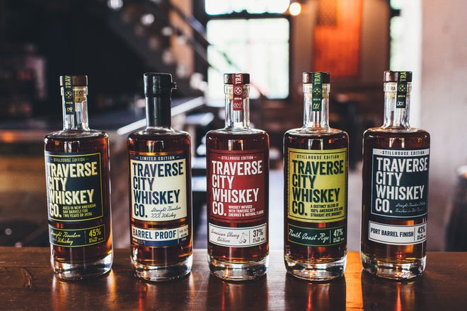 Traverse City Whiskey Co. will open its first downstate tasting room inside Como's in Ferndale this spring.