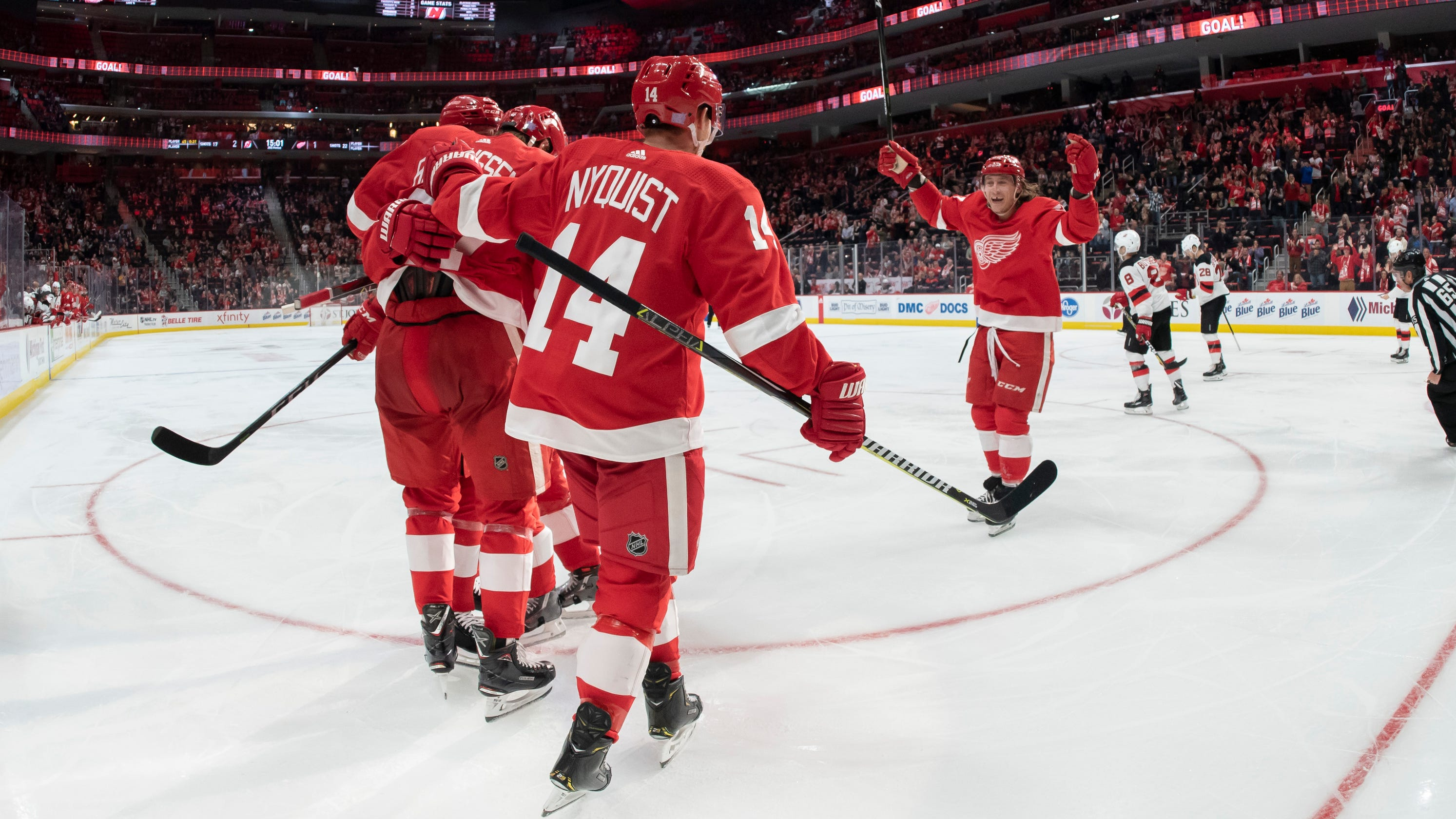 Detroit Red Wings rally dc1c45d25