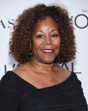 FILE - Ruby Bridges attends the 2017 Glamour Women of the Year Awards.