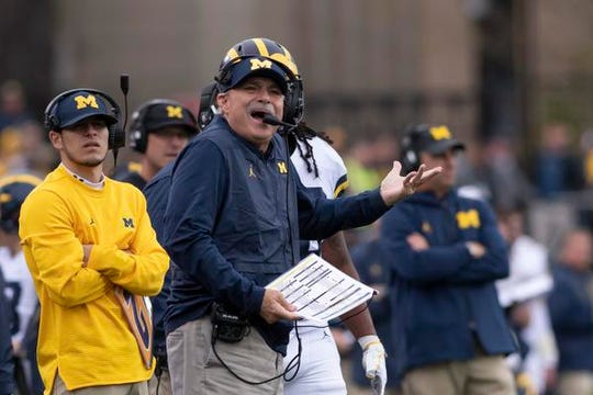Michigan coordinator Don Brown is the maestro of the highest-ranked defense in all the land.