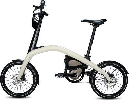 Compact Ebike