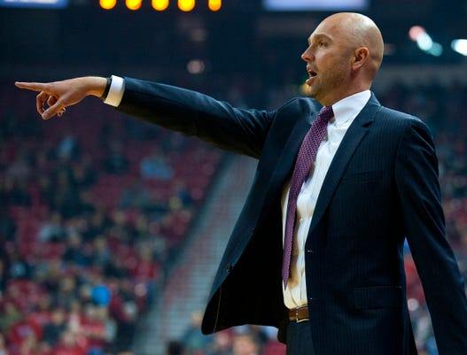 Ncaa Basketball New Mexico Highlands At Unlv