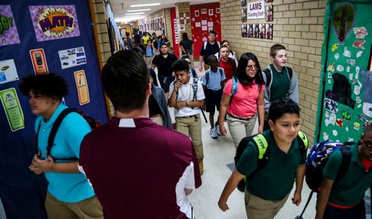 Schedule changes for middle and high schools could go into effect in August to make sure students have more time in the day to work with their teachers.