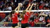 WIAA state girls' volleyball began Nov. 1, 2018 at the Resch Center in Ashwaubenon, Wis.