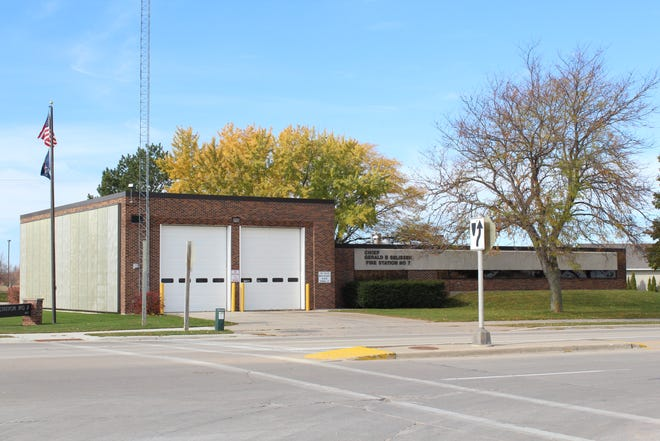 Green Bay Fire Station No. 7 on Humboldt and North Huron roads.
