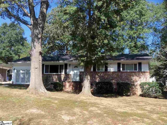 This ranch in Greenville sold in less than a month for more than the listing price.