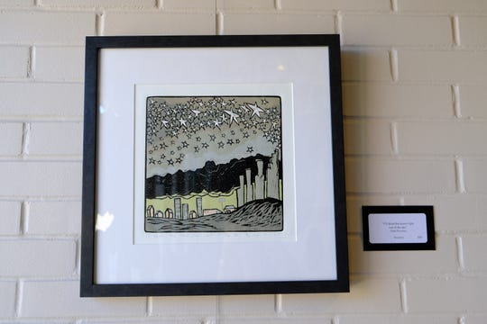Ill Shoot The Moon Right Out Of The Sky By Chris Plummer 3rd Place Award Sponsored By Henderson Tourist Commission
