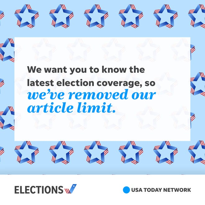 The Clarion Ledger has removed our article limit on ClarionLedger.com for ElectionDay.