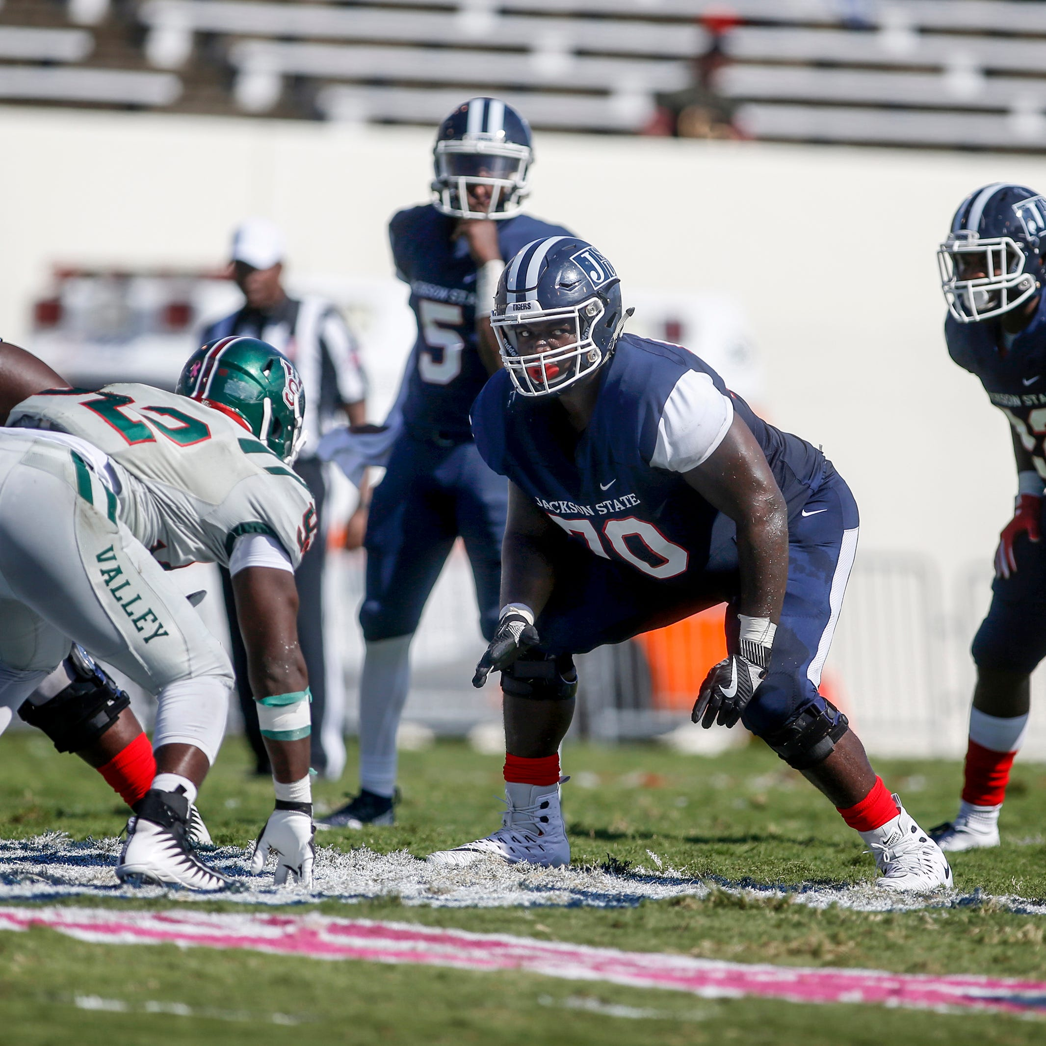 Live updates: Jackson State at Alcorn State football