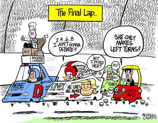 The Final Lap