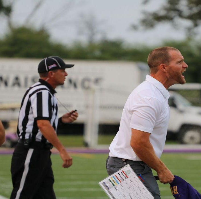 Bethel football coach Dearmon leaving for Kansas