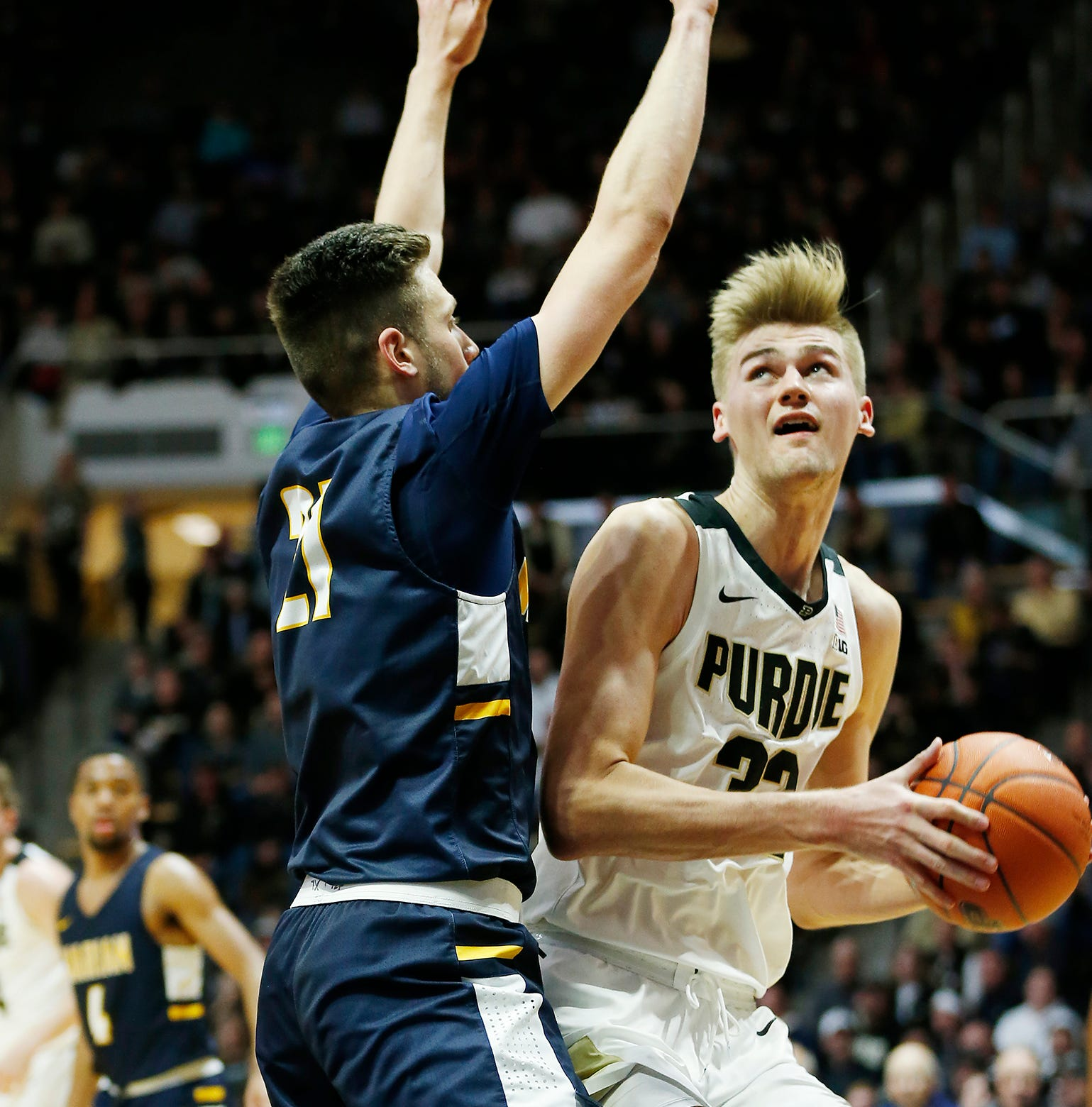 Scouting Purdue basketball vs. Notre Dame in the Crossroads Classic