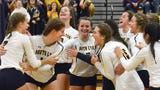 Highlights and interviews from the Brighton vs. South Lyon district volleyball final.