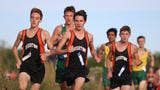 Brighton's top two runners and coach Chris Elsey talk about expectations for the state cross country meet.