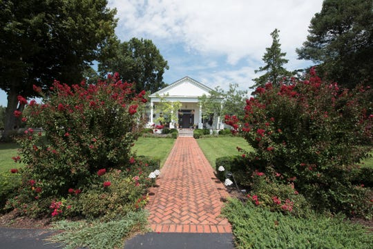 A look inside Johnny Depp's house and farm listed at $1.6 million in Lexington, Kentucky.