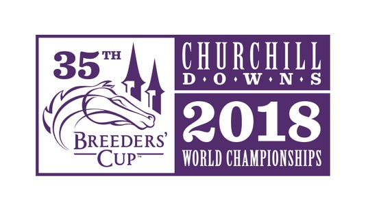 Breeders Cup Event Mark 1c Purple Wbg