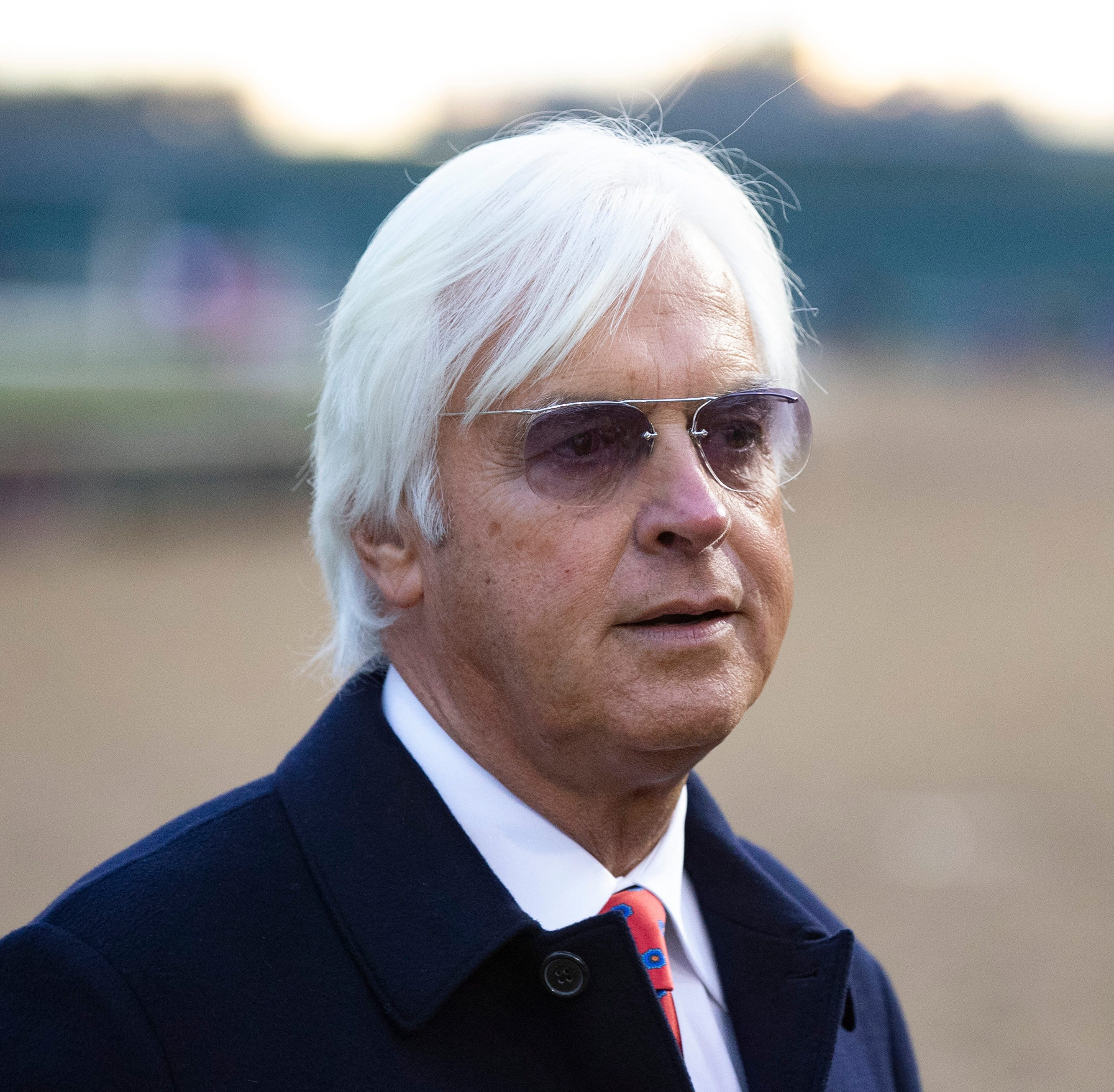 Bob Baffert didn't fight jockey's switch to Omaha Beach for Kentucky Derby