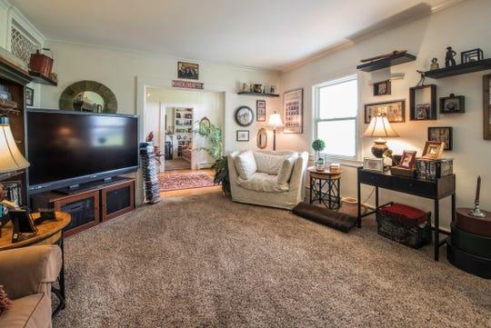 A look inside Johnny Depp's house and farm listed at $1.6 million in Lexington, Kentucky.
