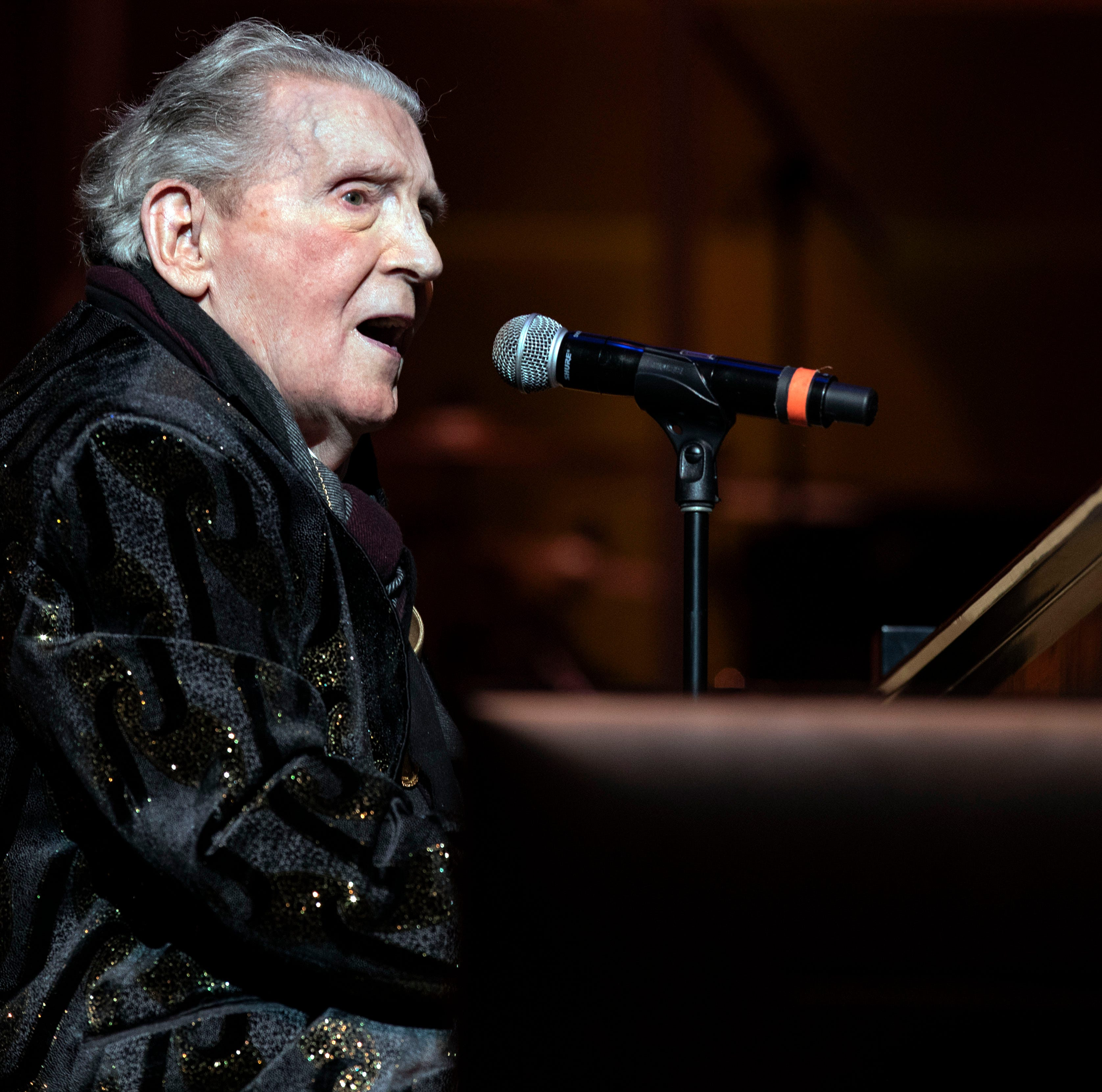 Rock legend Jerry Lee Lewis recovering from stroke, but will cancel several upcoming shows
