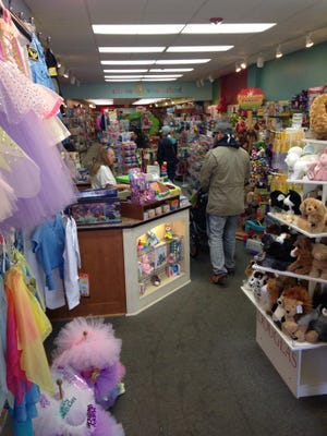 Allison Wonderland has locations in Burlington and Lake Geneva.