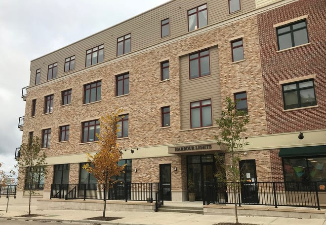 Fork n Tap restaurant will open on the ground floor of the Harbour Lights condominium building on Main St. in Port Washington. The eastern windows will have a view of Lake Michigan.