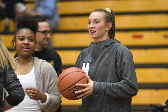 Bre Cera, the all-time leading scorer at Mukwonago High School, is eligible for the 2018-'19 basketball season after sitting out a year after transferring from Iowa.