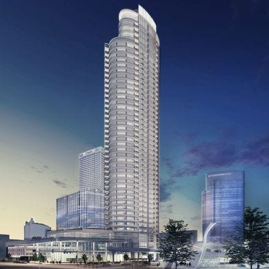 Downtown Milwaukee Couture high-rise proposal gets second deadline extension to complete its financing
