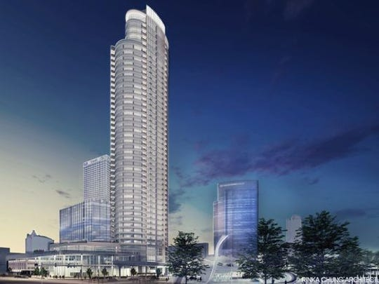 The planned Couture apartment high-rise, overlooking Milwaukee's downtown lakefront, is being granted more time to seek a federal loan guarantee needed for its financing package.