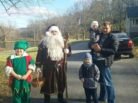Shale Hills Farm, 98 Pond School Rd., Sussex. The cut-your-own farm has Blue Spruce, Norway Spruce, White Pine, Concolor Fir and Canaan Fir. Farm animals reside in the restored 100-year-old barn. Shale Hills Farm has won Best in Show at the New Jersey State Fair twice.