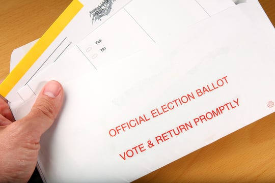 Universal vote-by-mail has increase voter participation and lowered election costs in Colorado.