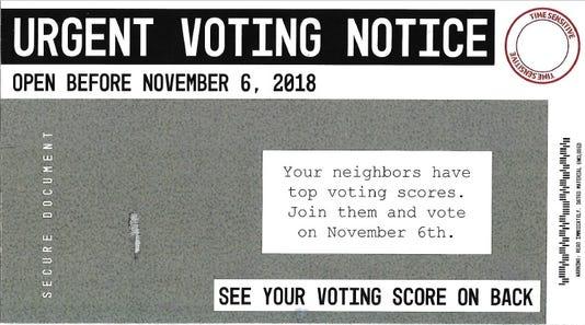 Voter Score