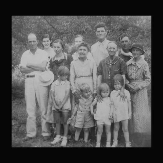 0213 6 Clarenceboonefamily1930s