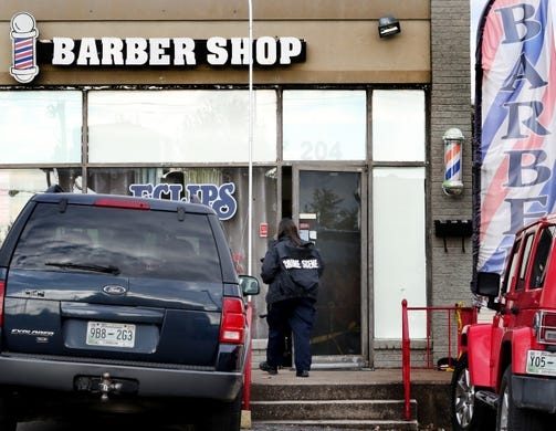 Murfreesboro barbershop shooting suspect turns himself in