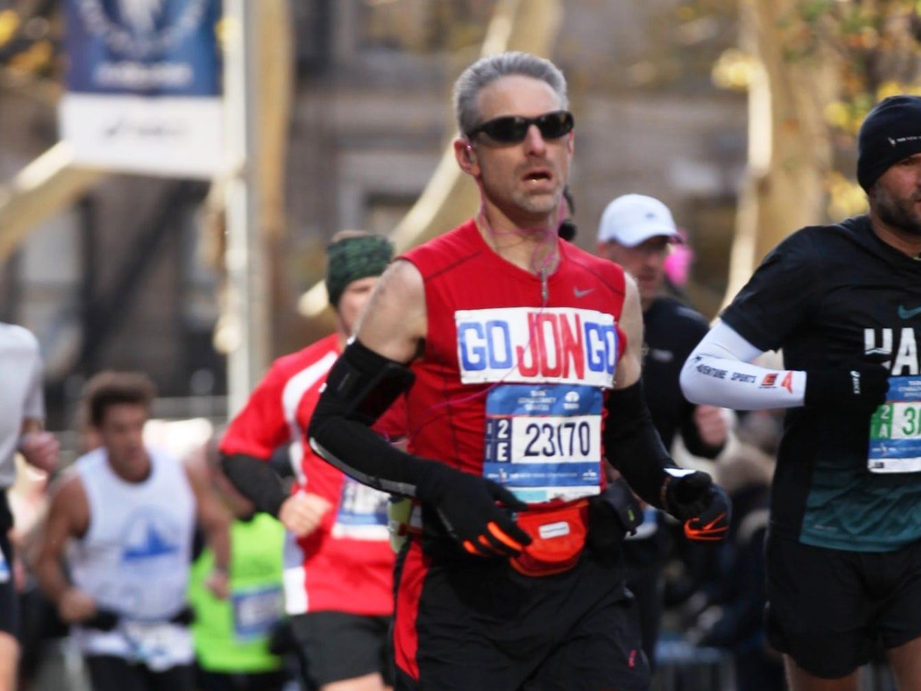Jonathan Goldberg.