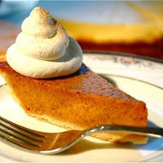 Suzi Cakes slice of pie