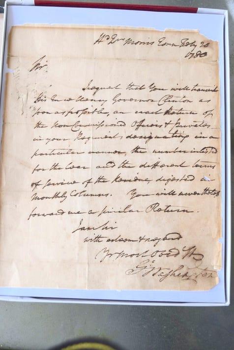 Washington Letter