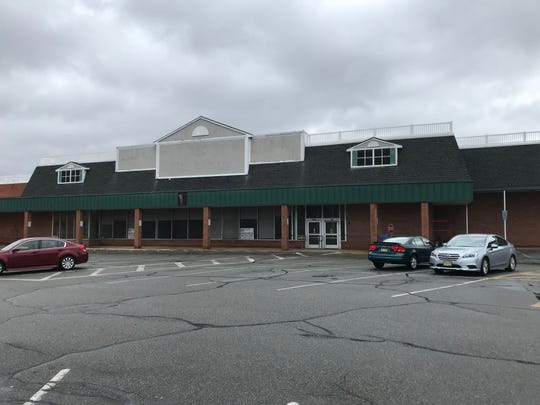 If plans to redevelop the former Stop & Shop site in Butler are approved this building would be torn down and replaced with a Panera and Wawa.