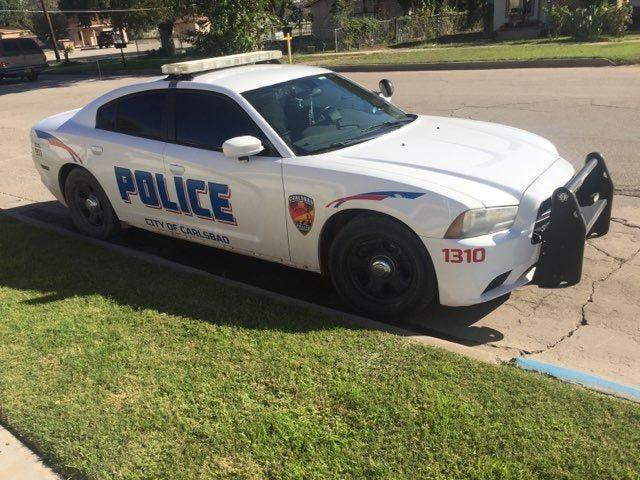 Carlsbad Police car