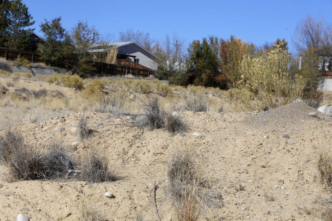 Beehive Homes officials plan to build an independent and assisted living facility at this site in the Shea Heights subdivision off of East Main Street in Farmington.