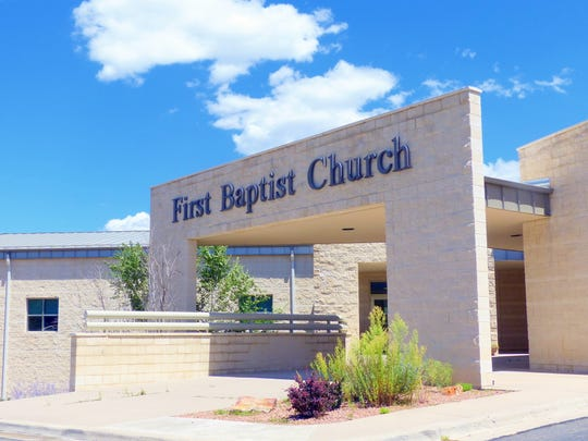 First Baptist Church on Country Club Drive in Ruidoso is the drop-off point for Operation Christmas Child.